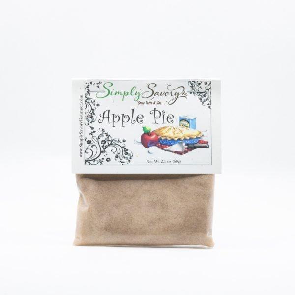 Apple Pie Dessert Mix Packet