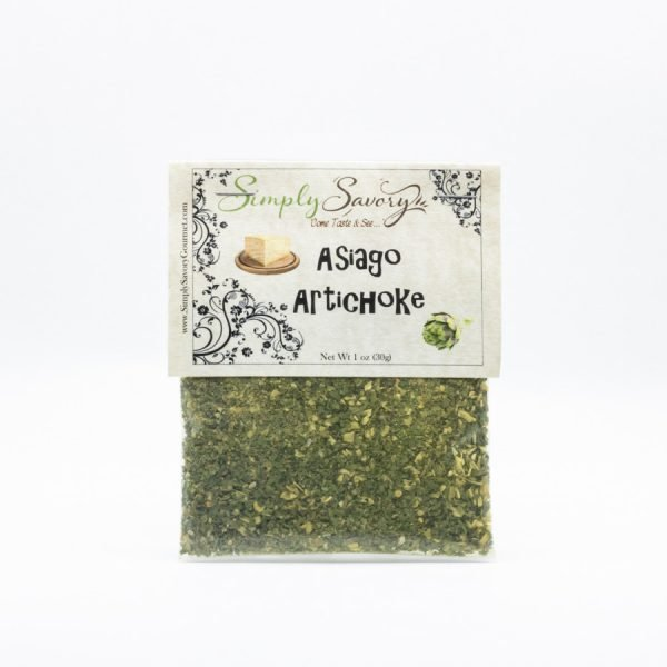 Asiago Artichoke Dip Mix Packet