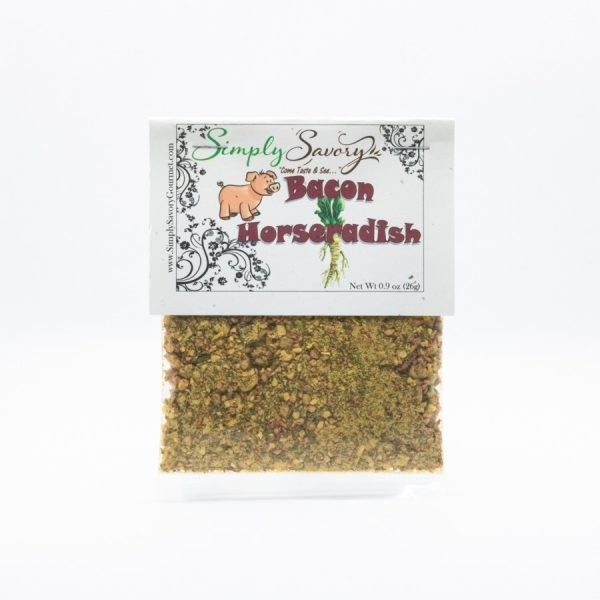 Bacon Horseradish Dip Mix Packet
