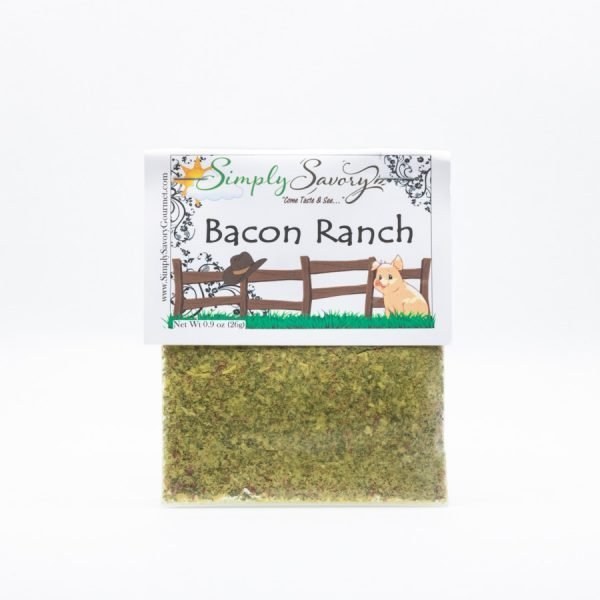 Bacon Ranch Dip Mix Packet