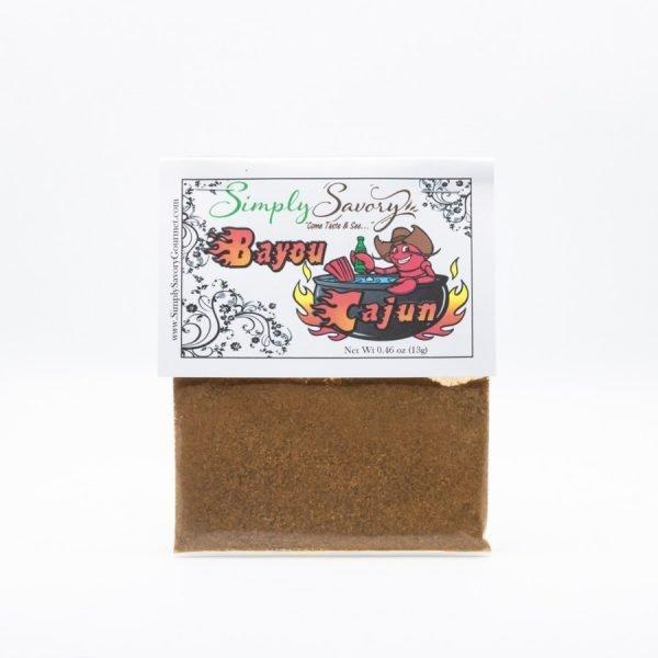 Bayou Cajun Dip Mix Packet
