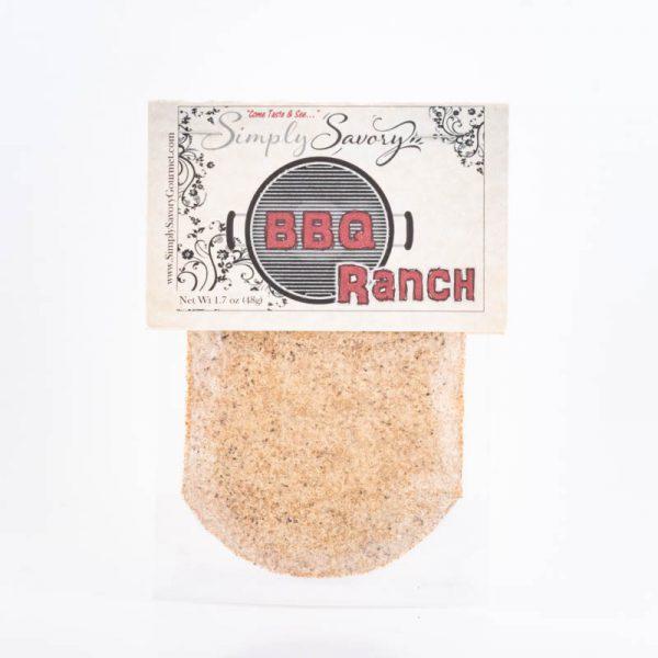 BBQ Ranch Dip Mix Packet