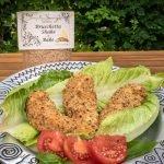 Bruschetta Shake and Bake Seasoning prepared on chicken