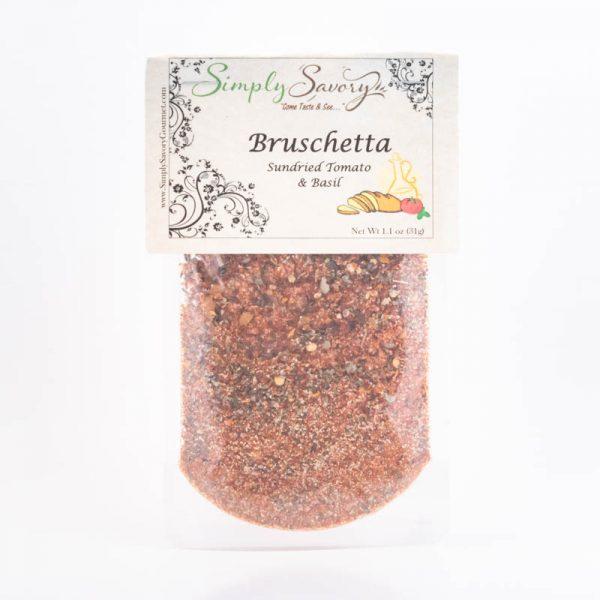 Bruschetta Olive Oil Dip Mix packet