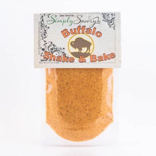Buffalo Shake and Bake Seasoning Packet