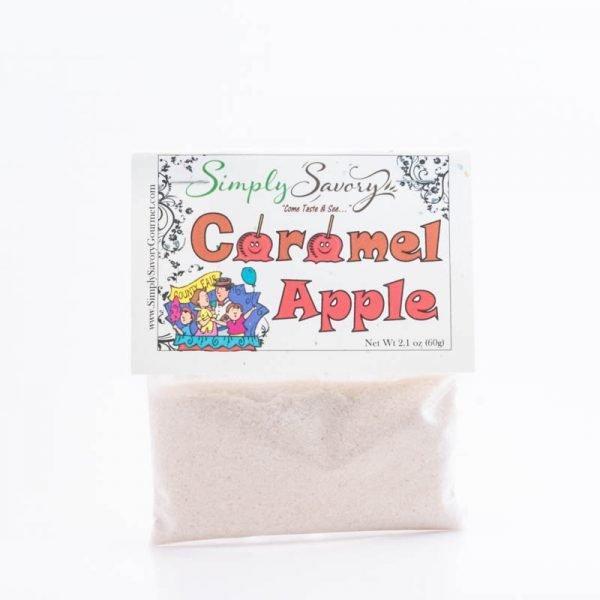 Caramel Apple Dessert Mix Packet
