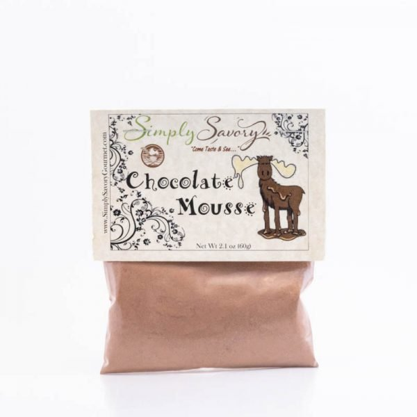Chocolate Mousse Dessert Mix Packet