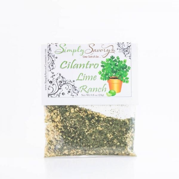 Cilantro Lime Ranch Dip Mix Packet