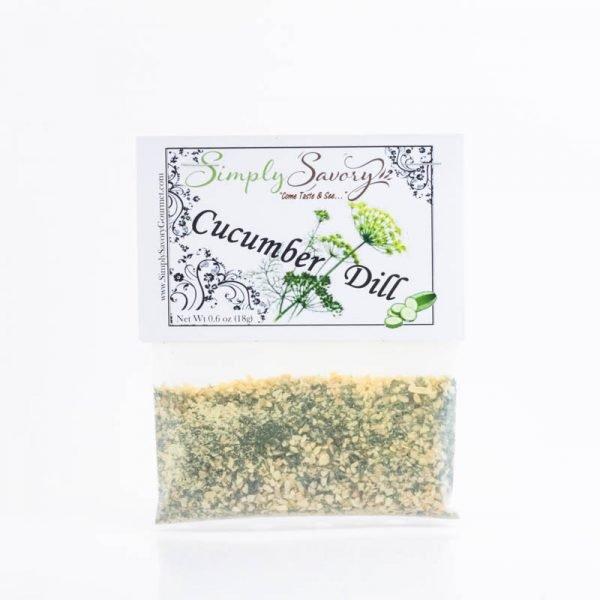 Cucumber Dill Dip Mix packet