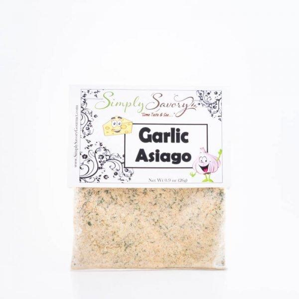 Garlic Asiago Dip Mix Packet