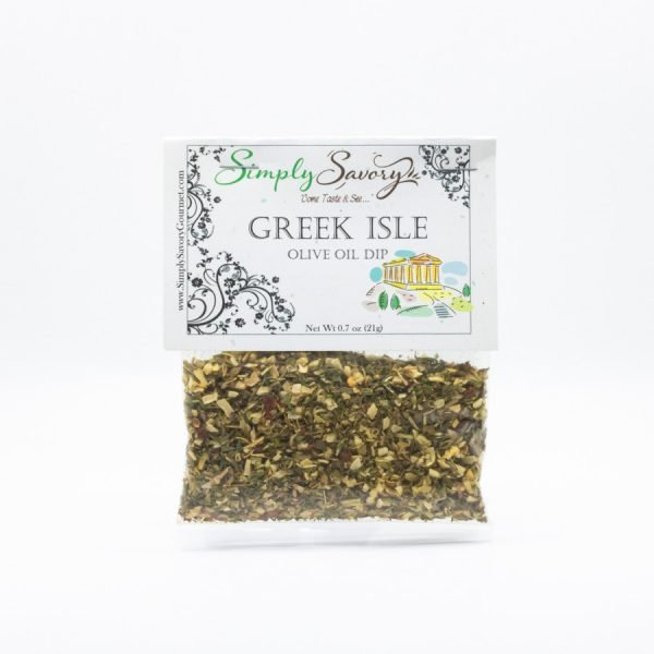 Greek Isle Olive Oil Dip Packet