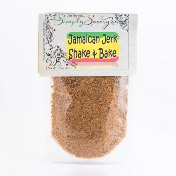 Jamaican Jerk Shake & Bake Seasoning Packet
