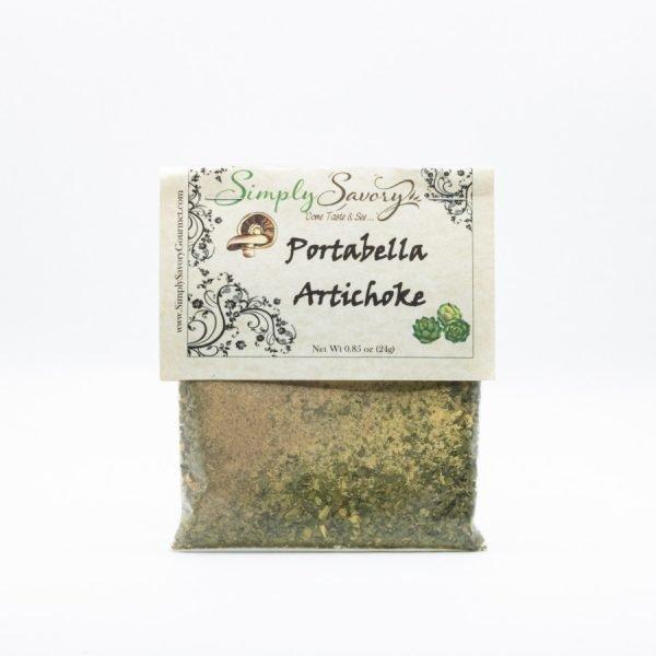 Portabella Artichoke Dip Mix Packet
