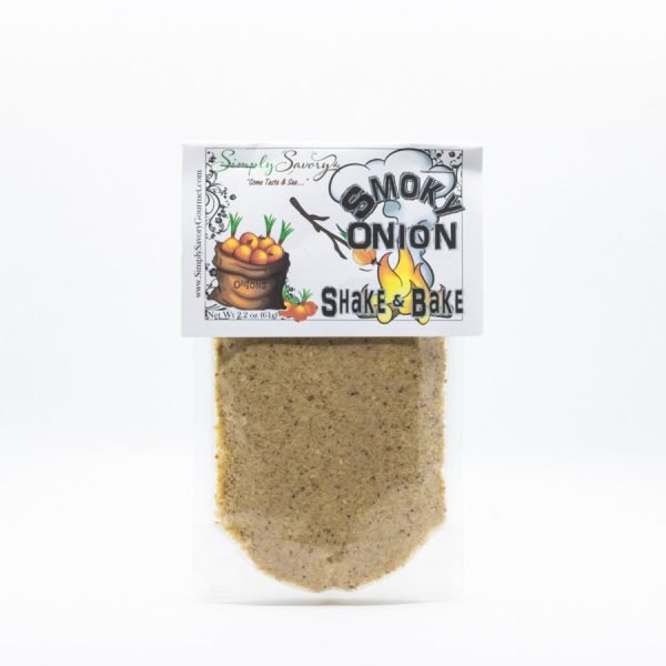 Smoky Onion Shake & Bake Seasoning Packet