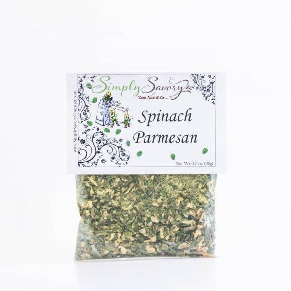 Spinach Parmesan Dip Mix Packet