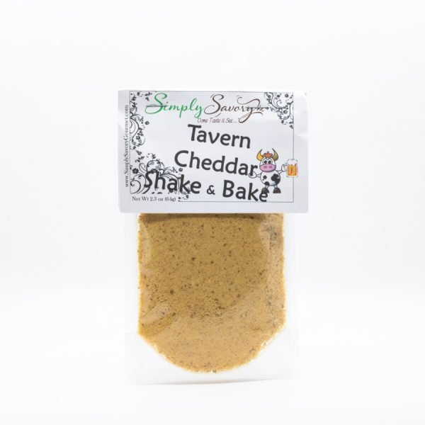 Tavern Cheddar Shake & Bake Seasoning Packet