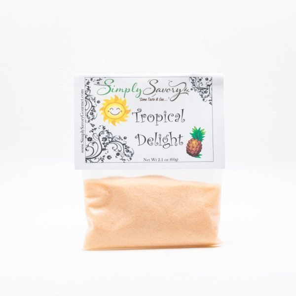 Tropical Delight Dessert Mix Packet
