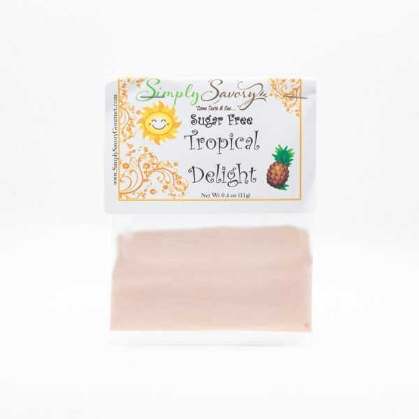 Sugar Free Tropical Delight Dessert Mix Packet