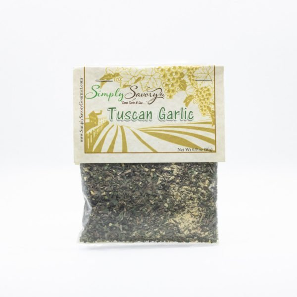 Tuscan Garlic Dip Packet
