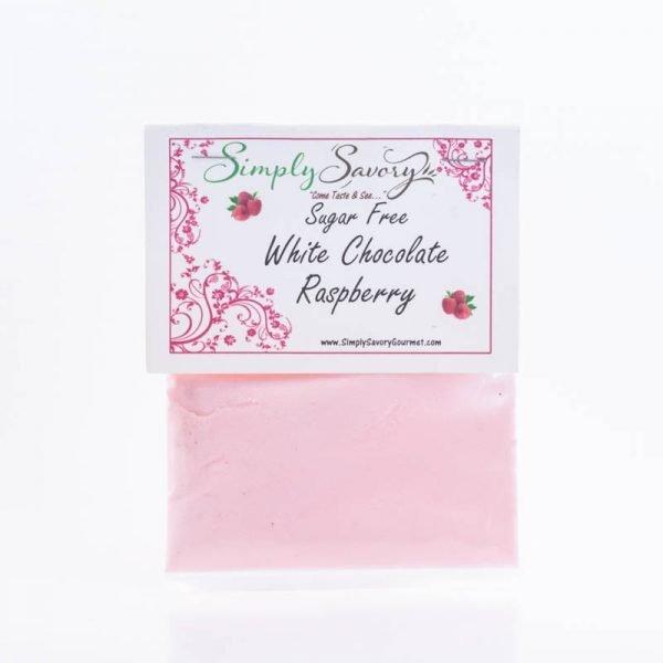 Sugar Free White Chocolate Raspberry Dessert Mix Packet