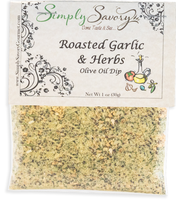 Roasted Garlic and Herb packet