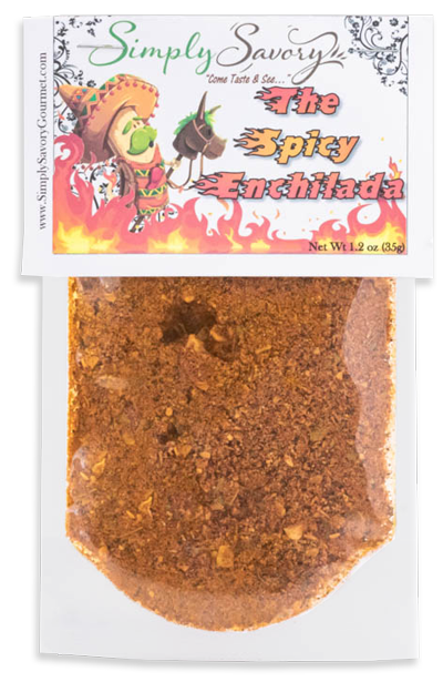 Spicy Enchillada Gourmet Dip Mix